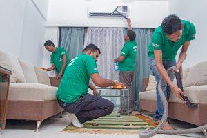 شركة تنظيف بيوت بالخرج