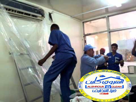شركه تنظيف مكيفات اسبيليت شمال الرياض