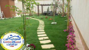 شركة تنظيف وتنسيق حدائق بجدة